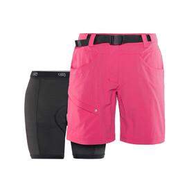 Gonso Mira Bike-Shorts Damen granita